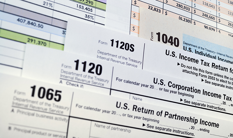 IRS Filed Substitute for Return